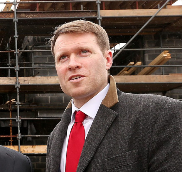 Former Kerry estate agent turned developer Pat Crean