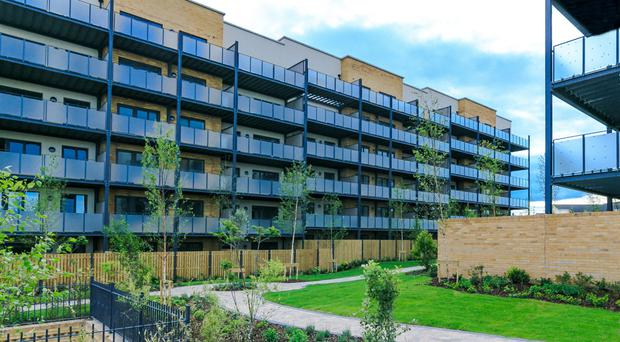 €32m project cashes in on build-to-rent boom