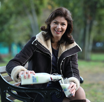 Dairy Council chief Zoe Kavanagh has a long-term plan to engage with millennials