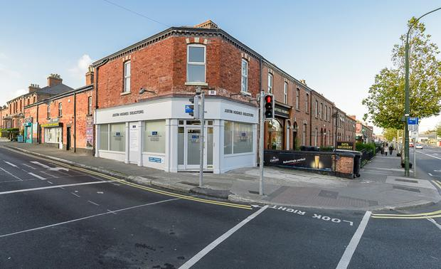 No 89 Phibsborough Road is guiding a price of €700,000