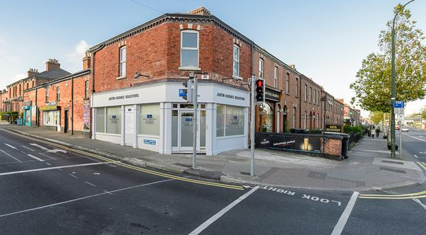 Phibsborough Road investment offers 8.15pc initial yield