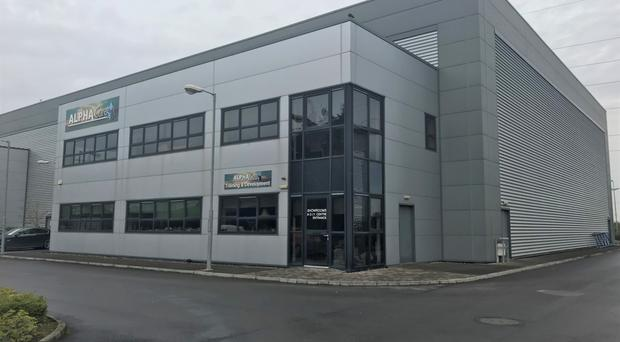 Dublin industrial units for auction and to let at two schemes