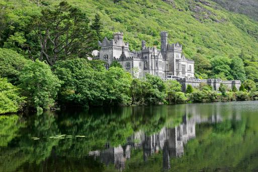 Kylemore Abbey and Gardens attracted 320,000 visitors last year, with 80pc coming from overseas