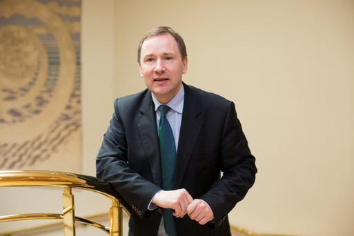 Aer Lingus chief executive Stephen Kavanagh