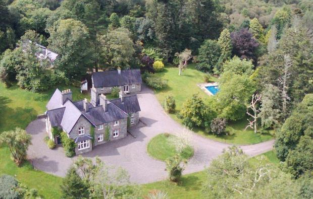Glashnacree House in Sneem was sold for €1.1m