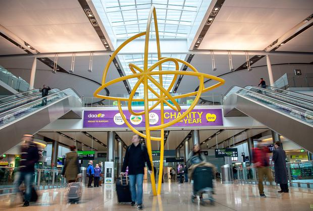 Aa provisional price cap of €9.59 per passenger at Dublin Airport for 2018 has been confirmed