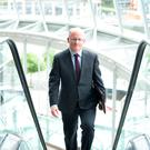Philip Lane, Governor of the Central Bank which has spearheaded recent action over the tracker mortgage scandal. Photo: Bloomberg