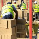 Firms in the construction sector are experiencing capacity strains