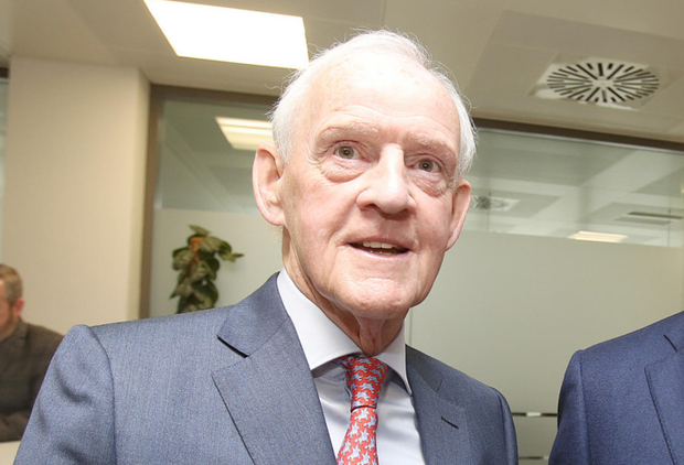 Larry Goodman, whose firm Breccia had asked the court to lift injunctions on calling in loans