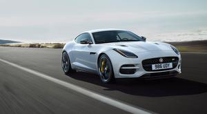 Sales of luxury Jaguar models have jumped by 106pc