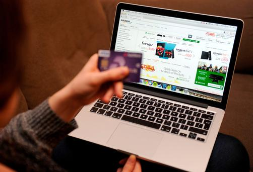 US online spending in November and December will top $107bn (€89.6bn) this year