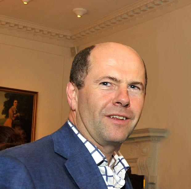 Aidan Brogan, CEO of Datalex, which is finishing a travel project