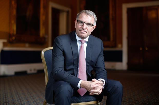 Lufthansa chief executive Carsten Spohr. Photo: Bloomberg