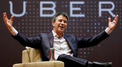 Uber founder and former CEO Travis Kalanick was forced to step down in June as the tech disrupter faced a string of damaging revelations. Photo: Reuters