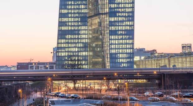 ECB keeps policy unchanged, leaving money taps wide open