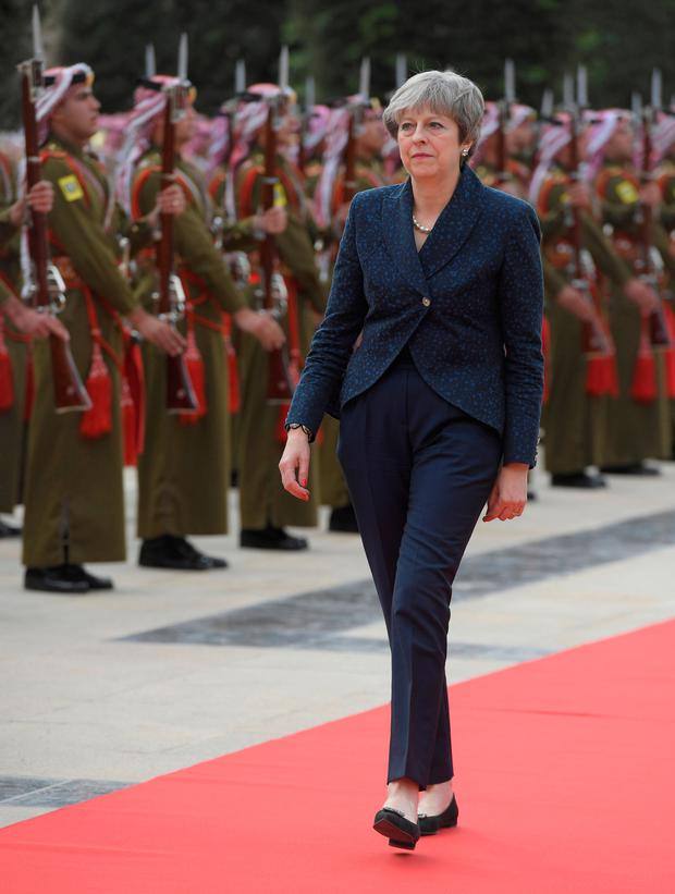 The Daily Mail was among the most vociferous backers of Brexit, which the government of UK Prime Minister Theresa May is struggling to deliver. Photo: PA