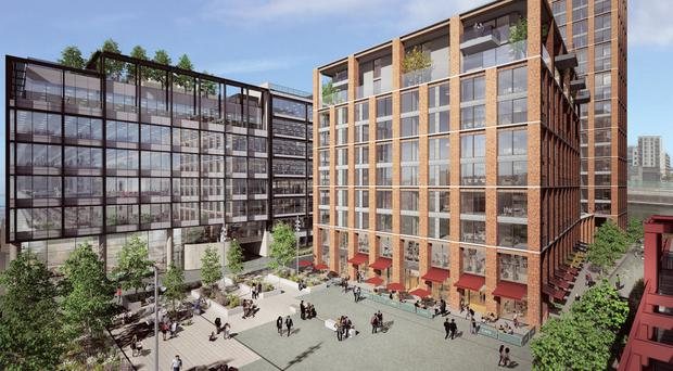 Kennedy Wilson completes office lettings at Capital Dock