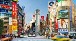 The streets of Tokyo will see self-driving ride-sharing cars next March