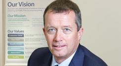 Norbrook Laboratories chief executive Liam Nagle