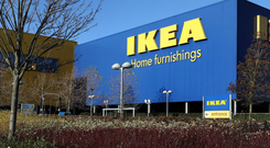 Ikea's outlet in Ballymun