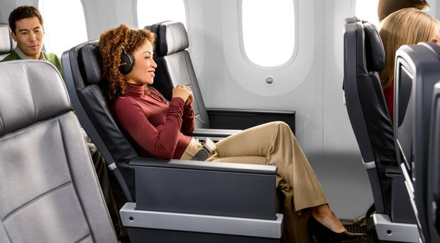 More legroom — and cheaper prices than business — in American Airline's new cabin from Dublin