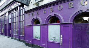 The George opened in 1985