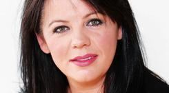 Michelle Spillane, who is leaving RTE to become Paddy Power marketing director for the UK and Ireland