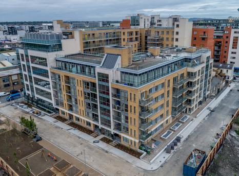 Kennedy Wilson buys Nama Dockland flats in €45m deal - HWP.ie