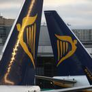Ryanair has offered to meet with the Impact trade union ahead of a threatened 24-hour strike this week by a number of pilots. Stock Image: Bloomberg