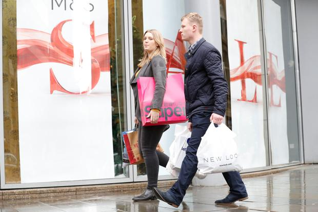Inflation is expected to remain at current levels. Photo: PA