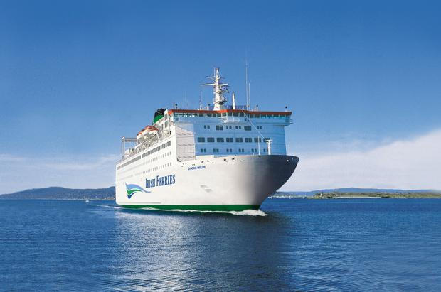Ferry To Ireland From Holyhead >> Irish Ferries To Invest 165m In Ferry For Dublin Holyhead Route