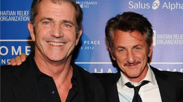 Mel Gibson and Sean Penn star in 'The Professor and the Madman', which was shot in Dublin
