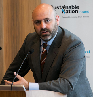 Stephen Nolan, ceo of Sustainable Nation Ireland. Photo: Shane O'Neill, SON Photographic.