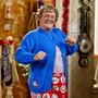 The Mrs Brown's Boys special, starring creator Brendan O'Carroll, was watched by 659,000 viewers in Ireland as RTE shows dominated a top 10 broken only by TV3's Coronation Street and Emmerdale. Photo: BBC