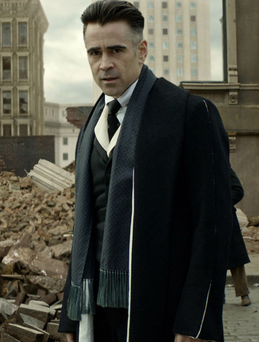 Colin Farrell in Fantastic Beasts and Where to Find Them, which featured Framestore's work, having previously created CGI for Gravity and Avatar