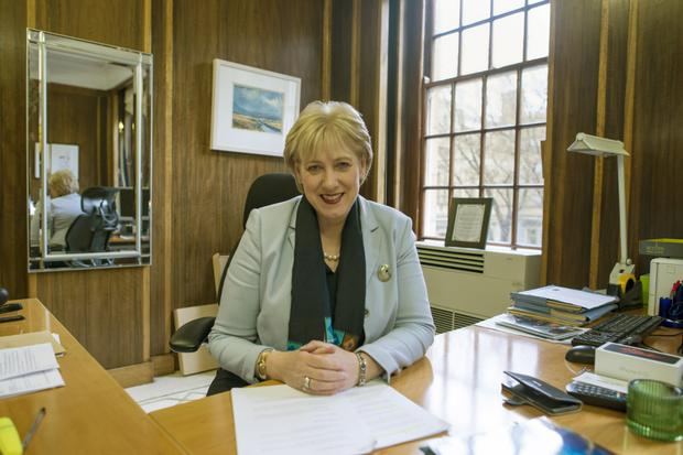 Heather Humphreys: eager to bring down unemployment