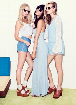 Founded in 1984, Los Angeles-based Forever 21 generated global sales of about $4bn in 2016