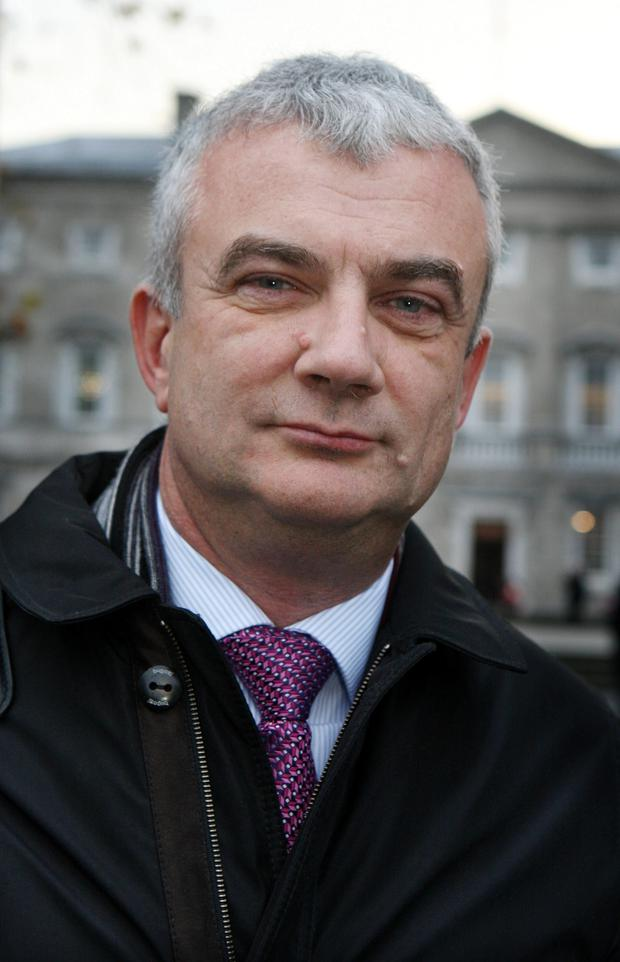 Laya boss Dónal Clancy