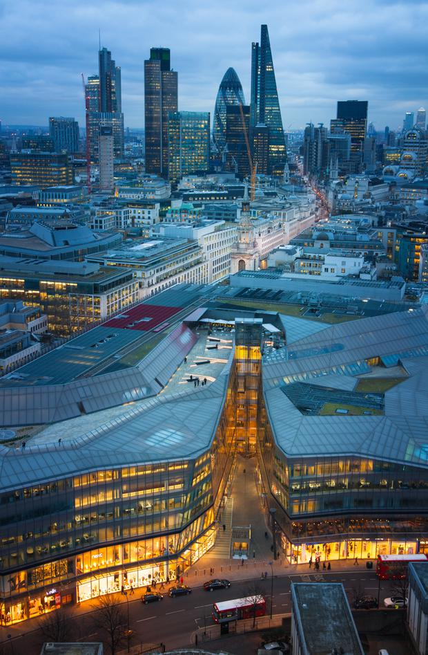 The City of London fears it could lose its status as Europe's financial capital