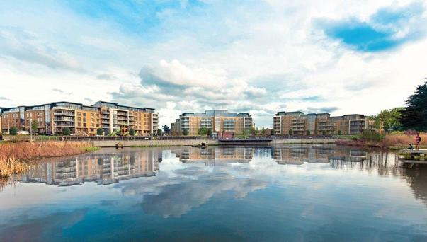 Patrizia paid €130m for 319 apartments at Honey Park in 2017