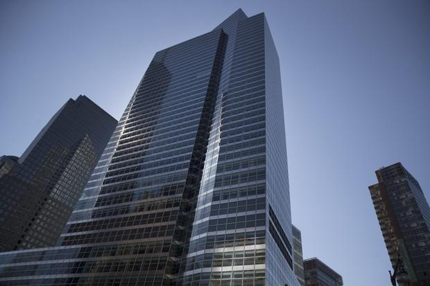 Goldman Sachs Group Inc. headquarters stands in New York