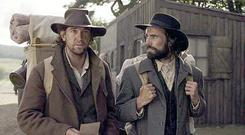 Western series An Klondike is now on Netflix