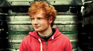 Ed Sheeran was one of the biggest draws at the 3Arena in Dublin last year