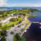The four-star Hodson Bay Hotel near Athlone