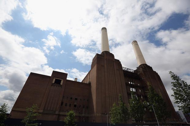 The Battersea PowerStation scheme in London comprises 42 acres, with 4,364 homes planned