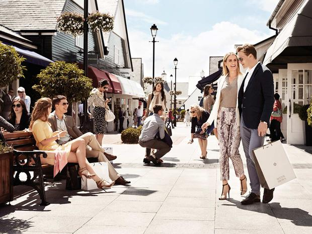 Kildare Village is to add a further 29 shops along with two new restaurants and 460 additional car-parking space in latest extension.