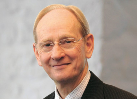 David McMurtry co-founded Renishaw in 1973