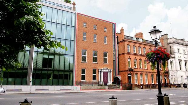 77 St Stephen's Green (centre) has full planning for 81-bed hotel