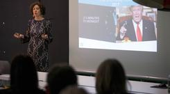 Trends expert Meabh Quoirin of the Foresight Factory says change is the new constant