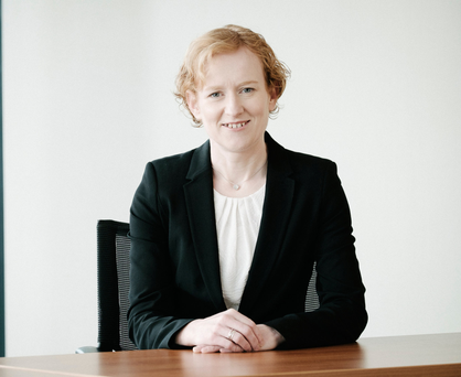 Ruth Kelly caught the aviation leasing bug after training as an accountant